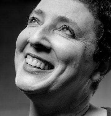 Tania Hershman by Naomi Woddis